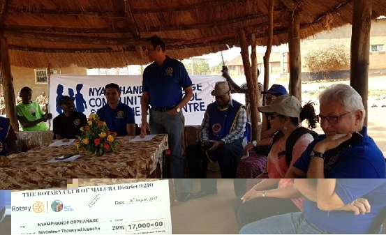 ROTARY Club of Maluba